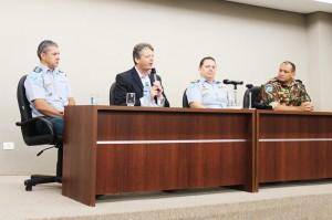 Aula inaugural curso de policiamento ambiental 1