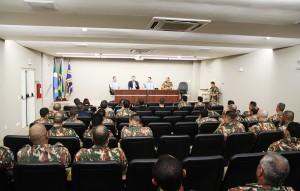 Aula inaugural curso de policiamento ambiental 4